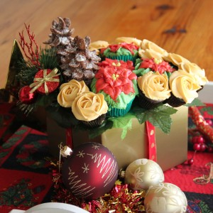 Christmas Bouquet A